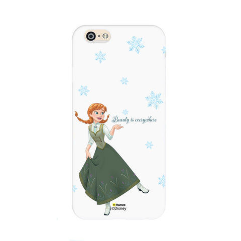 Disney Princess Frozen (Anna / Beauty) iPhone 5 / 5S Cases