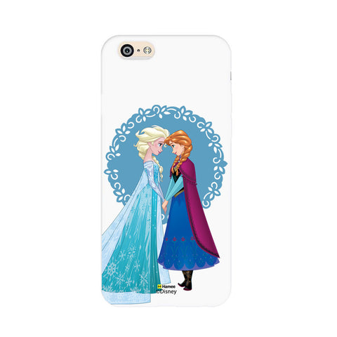 Disney Princess Frozen (Elsa Anna / Blue) iPhone 5 / 5S Cases