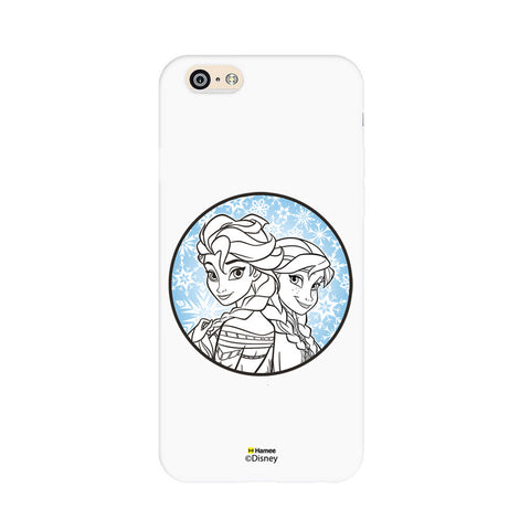 Disney Princess Frozen (Elsa Anna / Circle) iPhone 5 / 5S Cases