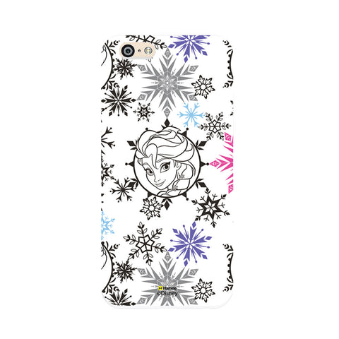 Disney Princess Frozen (Elsa / Colourful Flakes) Oneplus X