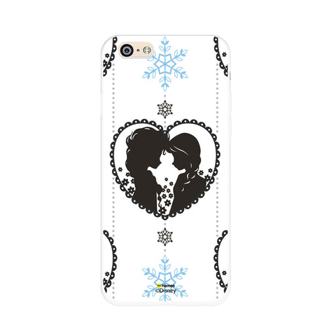 Disney Princess Frozen (Anna Elsa / Hanging Heart) Xiaomi Redmi 3