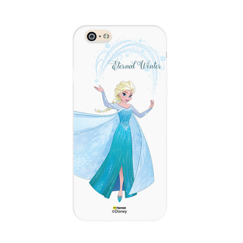 Disney Princess Frozen (Elsa / Eternal Winter) iPhone 5 / 5S Cases