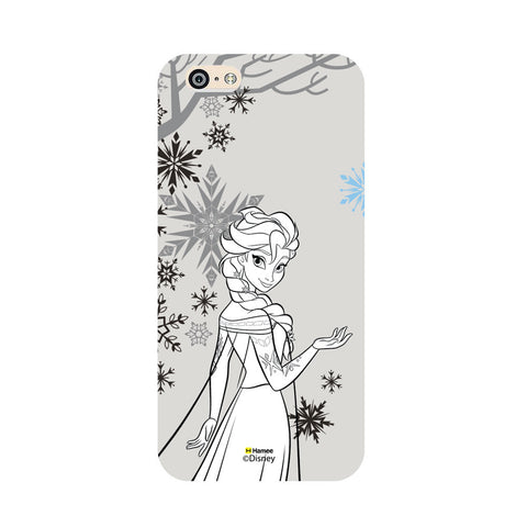 Disney Princess Frozen (Elsa / Gray) iPhone 5 / 5S Cases