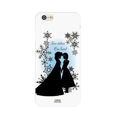 Disney Princess Frozen (Elsa Anna / Two Sisters) iPhone 5 / 5S Cases