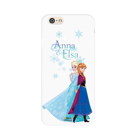 Disney Princess Frozen (Anna & Elsa) iPhone 5 / 5S Cases