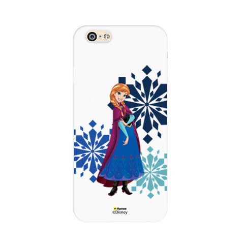 Disney Princess Frozen (Anna / Snowflakes) iPhone 5 / 5S Cases
