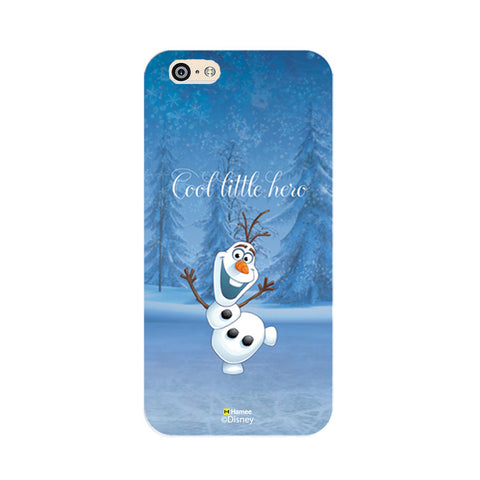 Disney Princess Frozen (Olaf / Cool) iPhone 5 / 5S Cases