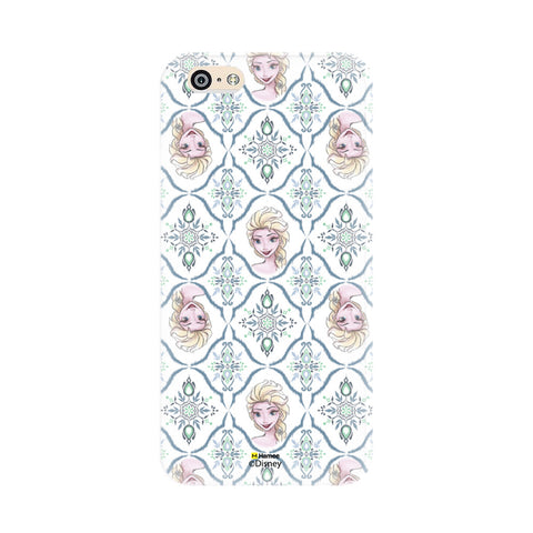 Disney Princess Frozen (Elsa / Faces) iPhone 5 / 5S Cases