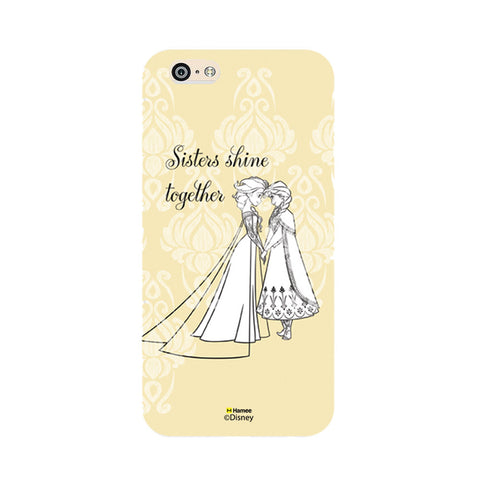 Disney Princess Frozen (Elsa Anna / Sisters Shine) iPhone 5 / 5S Cases