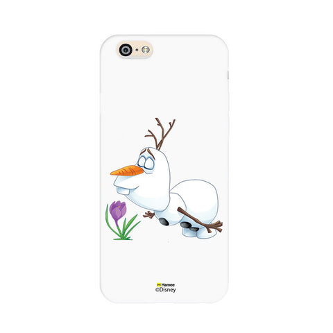 Disney Princess Frozen (Olaf / Flower) iPhone 5 / 5S Cases