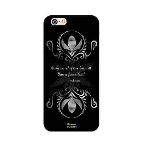 Disney Princess Frozen (Anna / Quote) iPhone 6 / 6S Cases