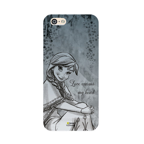 Disney Princess Frozen (Anna / Love Warms) iPhone 5 / 5S Cases