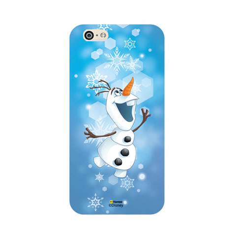 Disney Princess Frozen (Olaf / Blue) iPhone 5 / 5S Cases