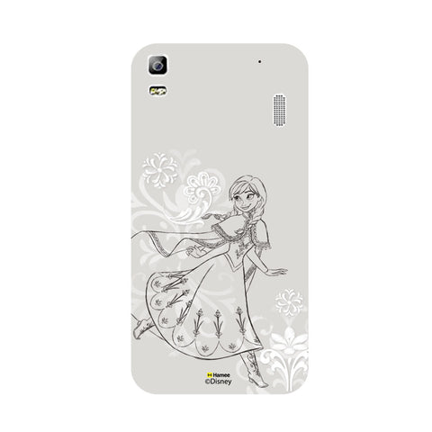 Disney Princess Frozen (Anna / Sketch) Lenovo A7000
