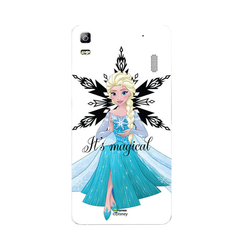 Disney Princess Frozen (Elsa / Magical) Lenovo A7000