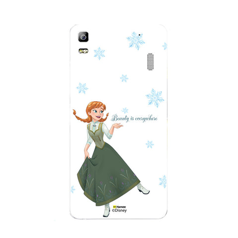Disney Princess Frozen (Anna / Beauty) Lenovo A7000