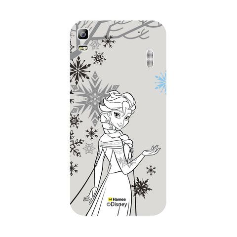 Disney Princess Frozen (Elsa / Gray) Lenovo A7000