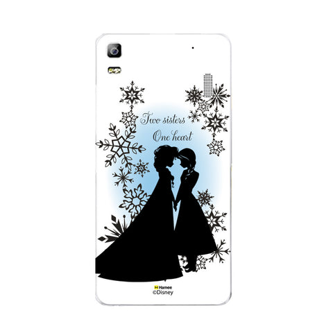 Disney Princess Frozen (Elsa Anna / Two Sisters) Lenovo A7000