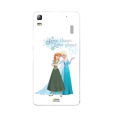 Disney Princess Frozen (Elsa Anna / Love Thaws) Lenovo A7000