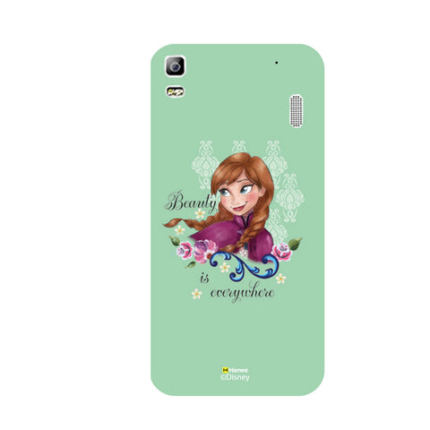 Disney Princess Frozen (Anna / Green Beauty) Lenovo A7000