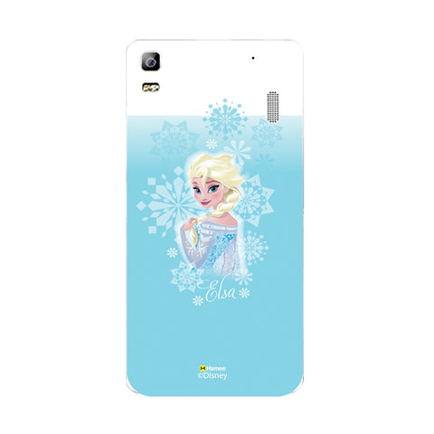 Disney Princess Frozen (Elsa / Light Blue 2) Lenovo A7000
