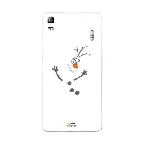 Disney Princess Frozen (Olaf / White) Lenovo A7000