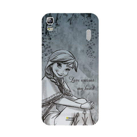Disney Princess Frozen (Anna / Love Warms) Lenovo A7000