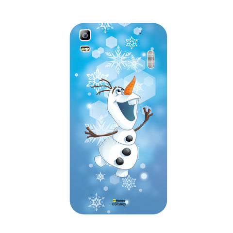 Disney Princess Frozen (Olaf / Blue) Lenovo A7000