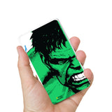 Livtel x Hamee Marvel Licensed Avengers 5000 mAh PowerBank with LED indicators and Reversible Micro-USB cable (Hulk / Face)