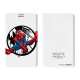 Livtel x Hamee Marvel Licensed The Ultimate Spiderman 5000 mAh PowerBank with LED indicators and Reversible Micro-USB cable (Spiderman / Pop Out)