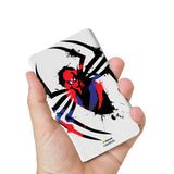 Livtel x Hamee Marvel Licensed The Ultimate Spiderman 5000 mAh PowerBank with LED indicators and Reversible Micro-USB cable (Spiderman / Spider)