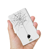 Livtel x Hamee Marvel Licensed The Ultimate Spiderman 5000 mAh PowerBank with LED indicators and Reversible Micro-USB cable (Spiderman Web)