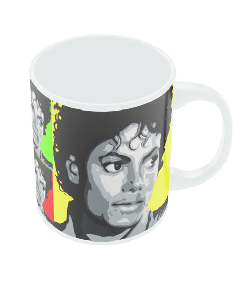 Michael Jackson Colour Mug