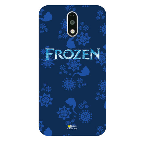 Disney Princess Frozen (Frozen / Logo) Moto G4 Plus