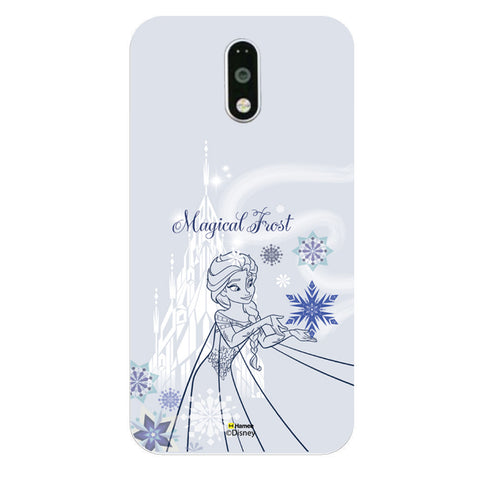 Disney Princess Frozen (Elsa / Magical Frost) Moto G4 Plus