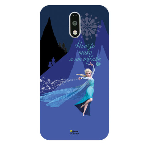 Disney Princess Frozen (Elsa / How To) Moto G4 Plus
