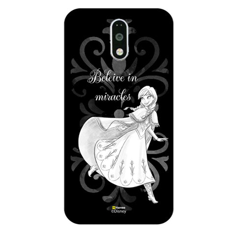 Disney Princess Frozen (Anna / Miracles) Moto G4 Plus