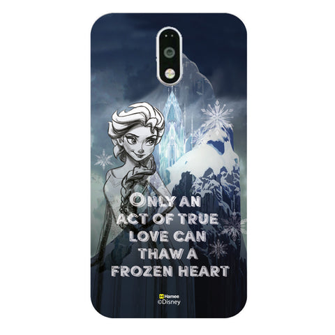 Disney Princess Frozen (Elsa / Only) Lenovo K4 Note / Lenovo Vibe K4 Note