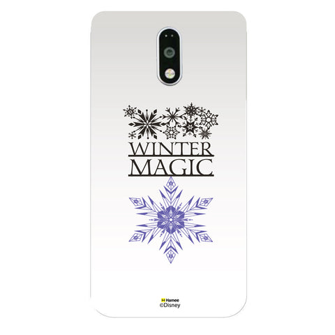 Disney Princess Frozen (Winter Magic) Moto G4 Plus