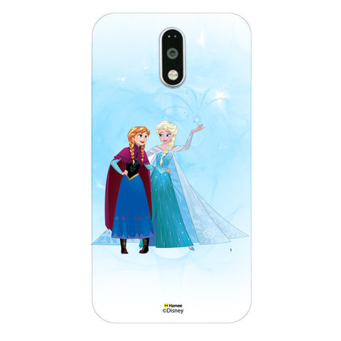 Disney Princess Frozen (Elsa Anna / Mist) Lenovo K5 Note