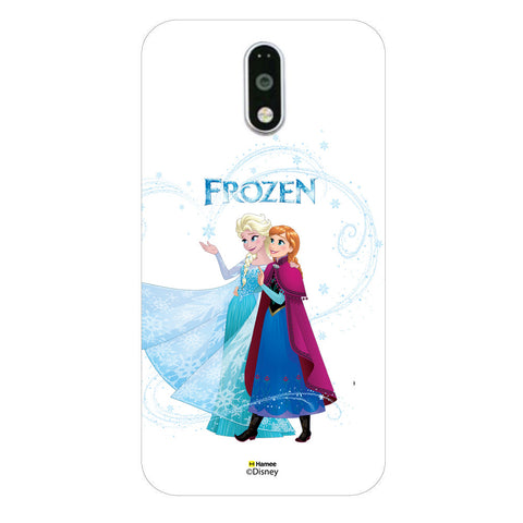 Disney Princess Frozen (Elsa Anna / Frozen) Moto G4 Plus