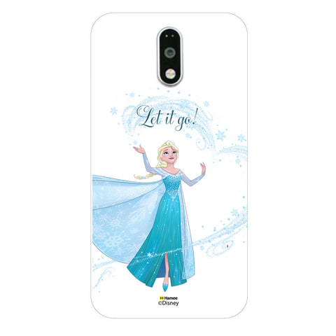 Disney Princess Frozen (Elsa / Let it Go) Moto G4 Plus