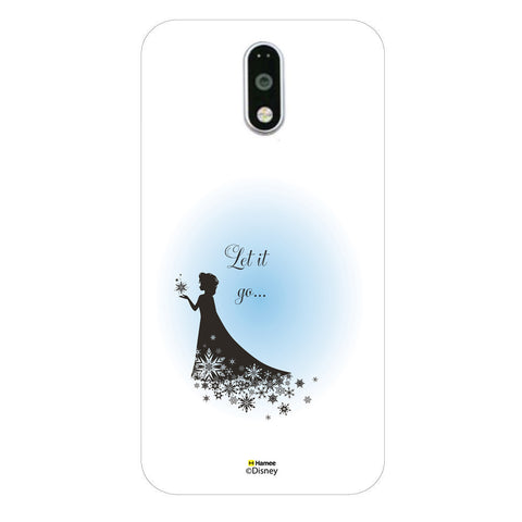 Disney Princess Frozen (Elsa / Let it Go 2) Moto G4 Plus