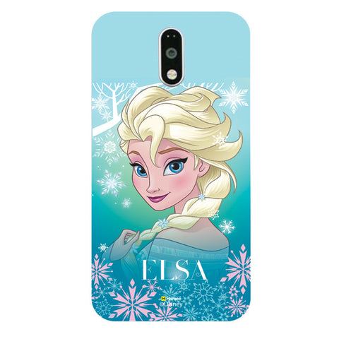 Disney Princess Frozen (Elsa / Light Blue) Lenovo K5 Note