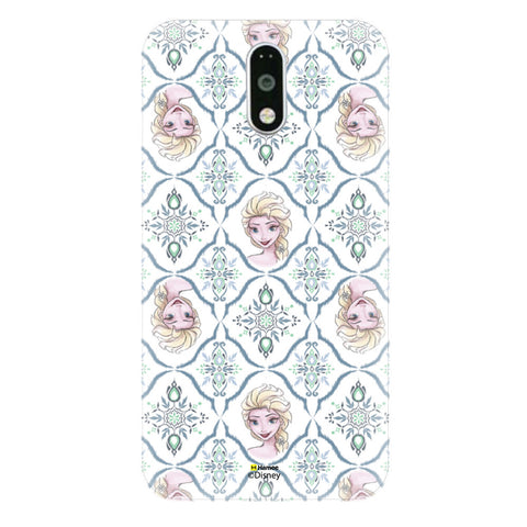 Disney Princess Frozen (Elsa / Faces) Lenovo K4 Note / Lenovo Vibe K4 Note