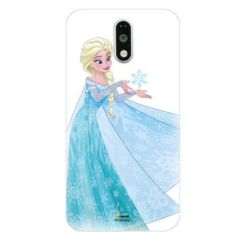 Disney Princess Frozen (Elsa / Flake) Moto G4 Plus