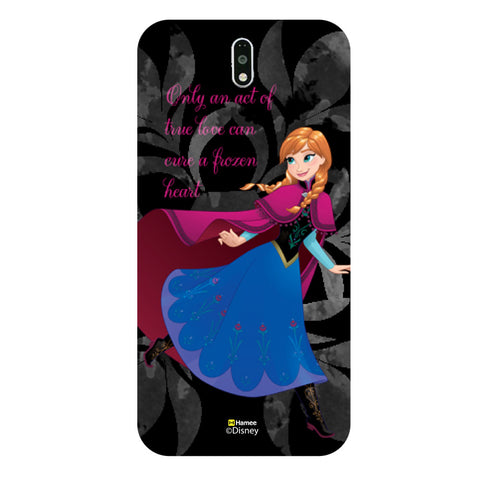 Disney Princess Frozen (Anna / Black) Lenovo K5 Note