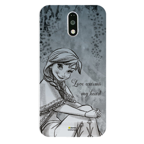 Disney Princess Frozen (Anna / Love Warms) Lenovo K5 Note
