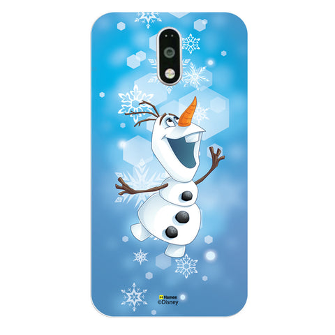 Disney Princess Frozen (Olaf / Blue) Lenovo K5 Note