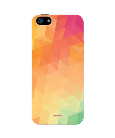 PosterGuy Triangle Abstract Art iPhone 5/5S Case